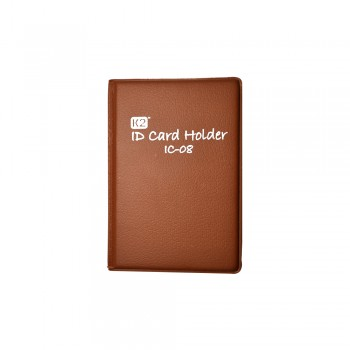 K2 ID Card Holder 08 - Brown / 1 packet