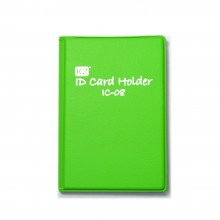 K2 ID Card Holder 08 - Green / 12pcs