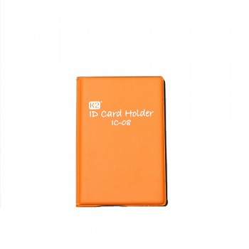 K2 ID Card Holder 08 - Orange / 12pcs