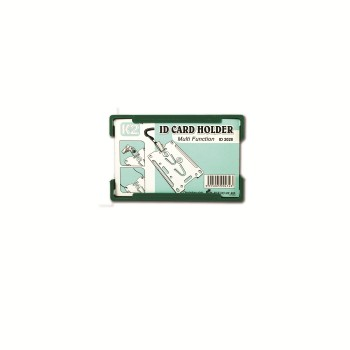 ID 2020 Card Holder - Green / 1 box