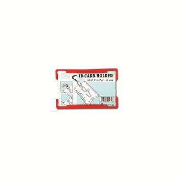 ID 2020 Card Holder - Red / 50pcs