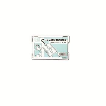 ID 2020 Card Holder - White / 1 box