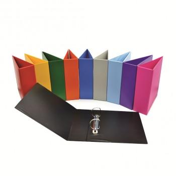 PVC DVD Holder - Mix Colour / 12pcs
