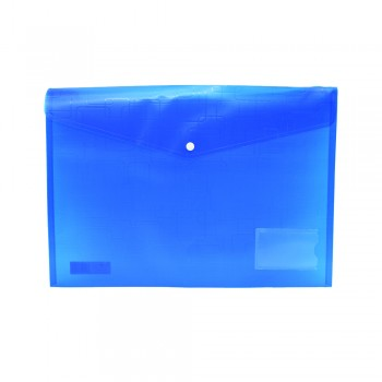 PP Document Holder A3 (Blue) / 12 pcs