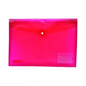 PP Document Holder A3 (Red) / 12 pcs