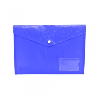 PP Document Holder A4 (Purple) / 1 packet