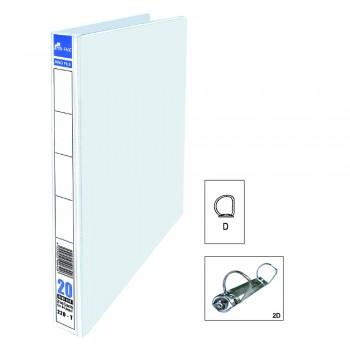 EMI 20MM A4 2D Ring File / 6 pcs
