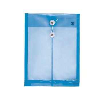 PP Envelope File A4 - (Blue) / 1 packet