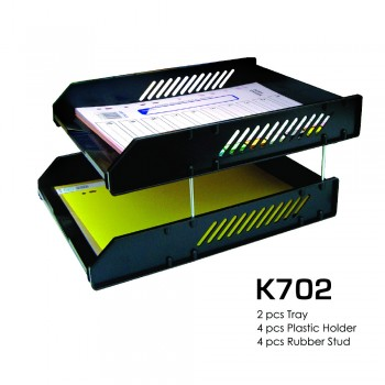 K702 Letter Tray (2 Layer) / 1 set