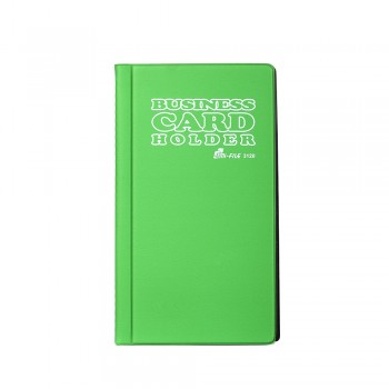 3120 Name Card Holder - Green / 12 pcs