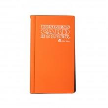 3120 Name Card Holder - Orange / 12 pcs