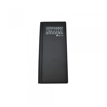 3160 Name Card Holder - Black / 12 pcs