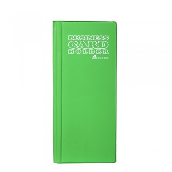 3160 Name Card Holder - Green / 12 pcs