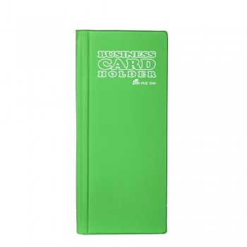 3240 Name Card Holder - Green / 12 pcs