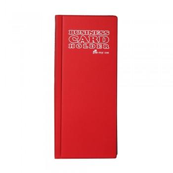 3240 Name Card Holder - Red / 12 pcs