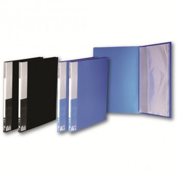 PP A3 Clear Book - Black / 1 pcs