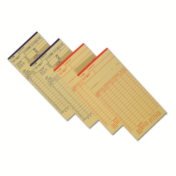 Punch Card / 100pcs