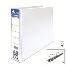 EMI 50MM A3 4D Ring File / 10 pcs