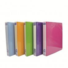 K2 GAT 25MM 2D Ring File - Mix Colour / 30 pcs
