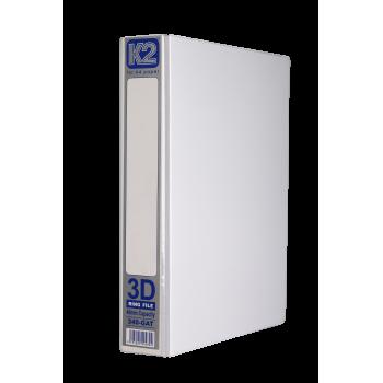 K2 GAT 40MM 3D Ring File / 6 pcs