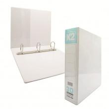 K2 50MM A4 3D Ring File / 30 pcs