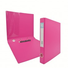K2 Glue on Ring File (L125) - Fancy Pink / 30 pcs