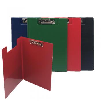 PVC Student File Lever Clip A4  2100 - 12pcs