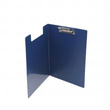 PVC Student File Lever Clip A4 (2100) - Blue Colour / 12pcs