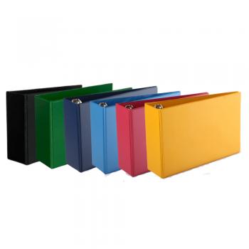 PVC VCD Holder - Mix Colour / 12pcs