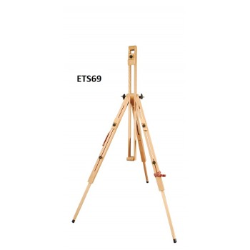 ETS69 Adjustable Wooden Easel
