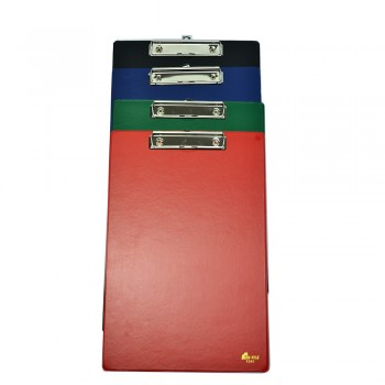 EMI A3 Wire Clipboard (1340) - Mix Colour / 6pcs