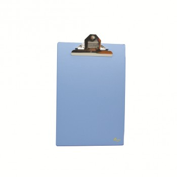 EMI F4 Jumbo Clipboard (1496) - Fancy Blue / 24pcs