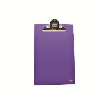 EMI F4 Jumbo Clipboard (1496) - Fancy Purple / 24pcs