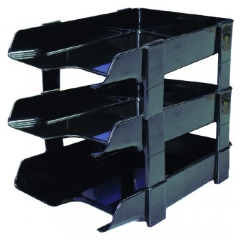 663 Letter Tray (3 Layer) / 1 box