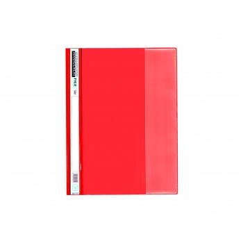 K2 PP Management File (807) - Red / 1 box