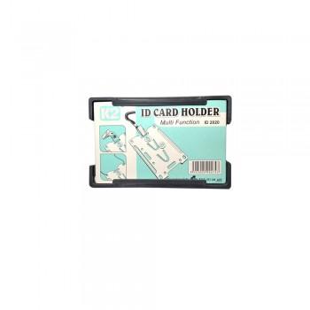 ID 2020 Card Holder - Grey / 1 box