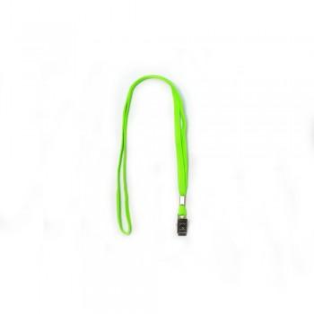 Lanyard - 9mm (Light Green) / 1 packet
