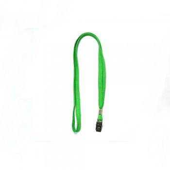 Lanyard - 9mm (Green) / 1 packet