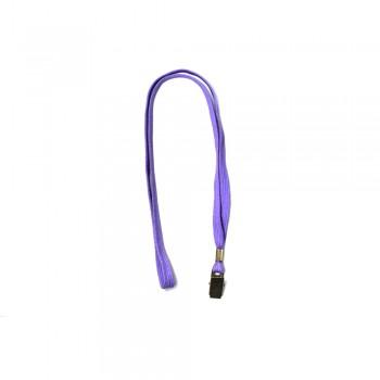 Lanyard - 9mm (Purple) / 100pcs