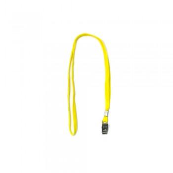 Lanyard - 9mm (Yellow) / 1 packet