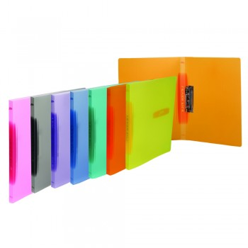 PP Lever File A4 (Mix Colour) / 12 pcs