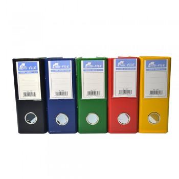 """EMI PVC 3"""" Voucher File (Mix Colour) / 1 box"""