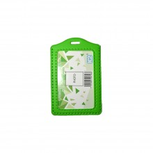 ID 3030 (P) PVC Card Holder - Green / 25pcs