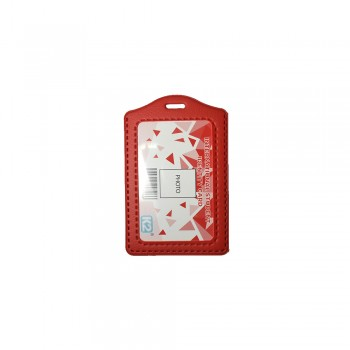 ID 3030 (P) PVC Card Holder - Red / 1 box
