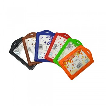 ID 3030 (P) PVC Card Holder - Mix Colour / 1 box