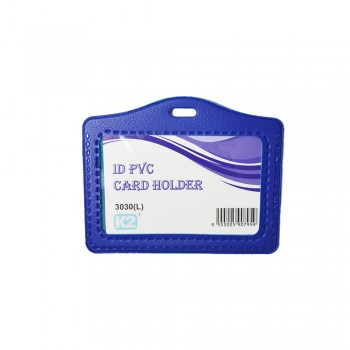 ID 3030 PVC Card Holder (Blue) / 1 box