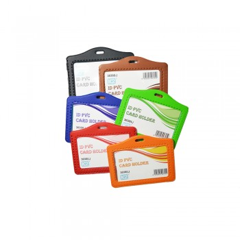 ID 3030 PVC Card Holder (Mix Colour) / 1 box