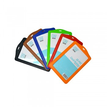 ID 4040 PVC Card Holder (Mix Colour) / 25pcs