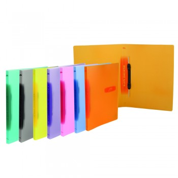 PP Spring File A4 (Mix Colour) / 12 pcs