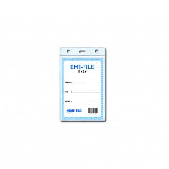 PVC Name Tag (981)